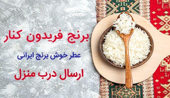 برنج فریدونکنار - نیازجو