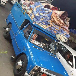 حمل بار با کارگر در شیراز-نیازجو
